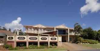 汉兰达汽车旅馆和公寓 - 土乌巴