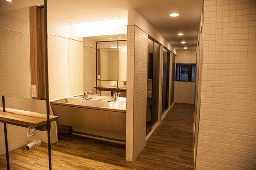 洞屋青年旅店 - 花莲市 - 浴室