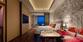 新加坡东海岸青年客栈 - 新加坡 - 睡房