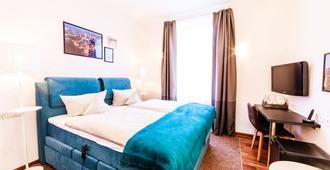 凯斯霍夫酒店 - 卡尔斯鲁厄 - 睡房