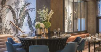 摩根酒店 - 都柏林 - 餐馆