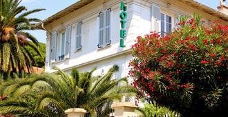 辛格涅斯别墅酒店 - 尼斯 - 建筑
