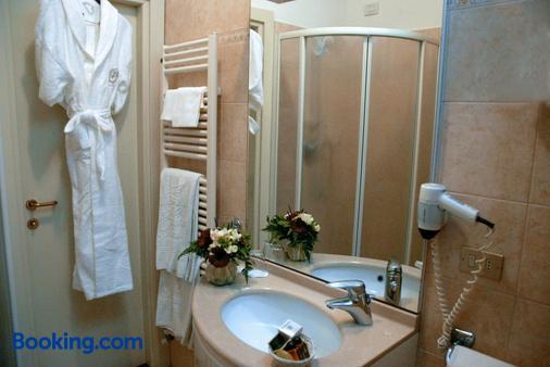 帕拉狄索酒店 - 圣雷莫 - 浴室