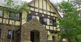 Anise花园小旅馆 - 白马村 - 建筑