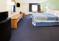 戴斯贝敦酒店 - 贝敦 - 睡房