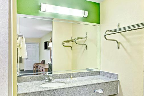 戴斯贝敦酒店 - 贝敦 - 浴室