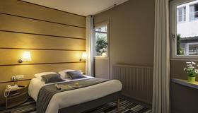 贝朗布阿城市酒店 - 巴黎 - 睡房