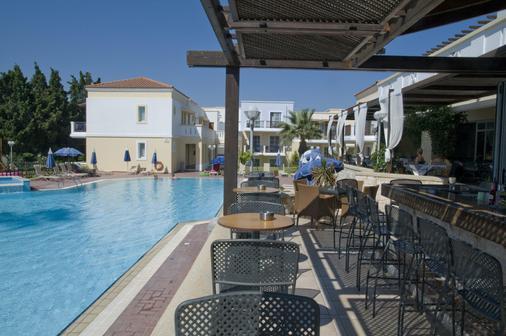 爱琴海之家酒店 - 科斯镇 - 建筑