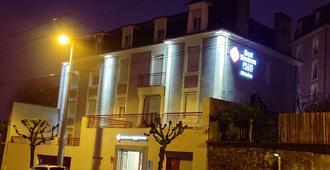 瑞切里奥西佳plus酒店 - 里摩日 - 建筑