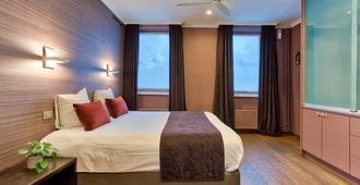 根特阿斯托利亚酒店 - 根特 - 睡房