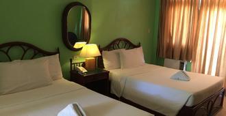 维斯塔马尔海滩度假酒店 - 拉普拉普市 - 睡房