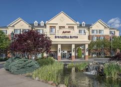 斯普林希尔万豪套房酒店 - 州立学院 - 州学院 - 建筑