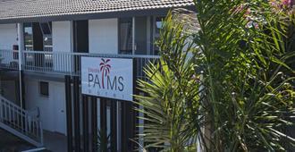 新西兰384号汽车旅馆 - 奥克兰 - 户外景观