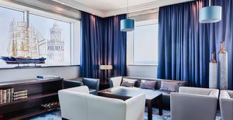 华沙洲际酒店 - 华沙 - 休息厅
