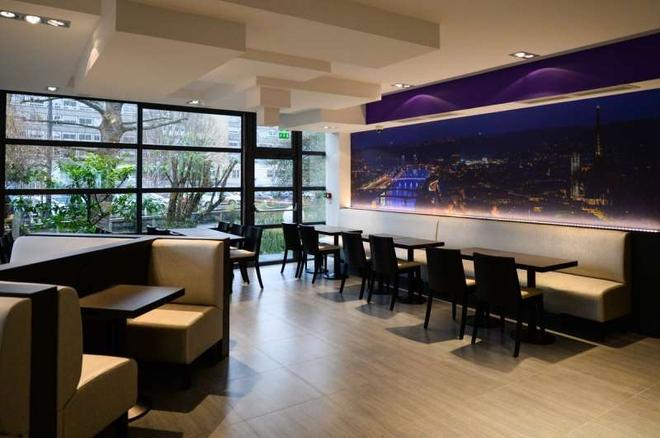鲁昂中心布里特酒店 - 鲁昂 - 餐馆