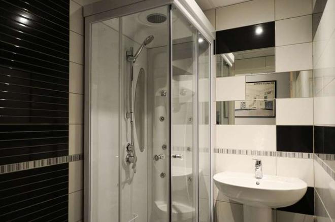 鲁昂中心布里特酒店 - 鲁昂 - 浴室