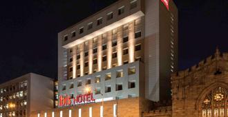 宜必思墨西哥阿拉米达酒店 - 墨西哥城 - 建筑