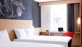 宜必思墨西哥阿拉米达酒店 - 墨西哥城 - 睡房