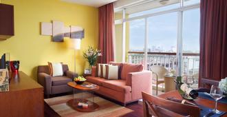 河内萨默塞特西湖酒店 - 河内 - 客厅