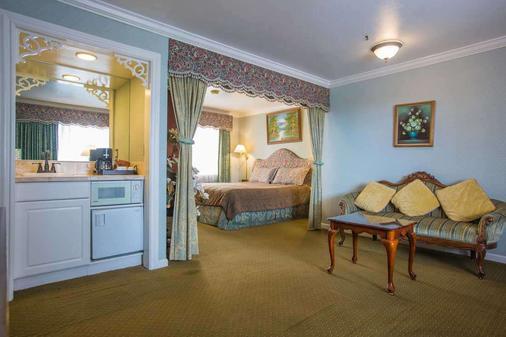 卡梅尔旅馆及套房 - 卡梅尔海 - 睡房