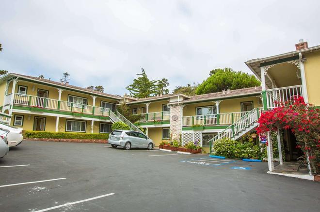 卡梅尔旅馆及套房 - 卡梅尔海 - 建筑
