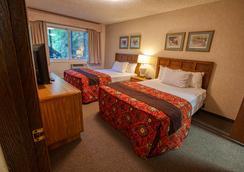 韦奇伍德酒店 - 费尔班克斯 - 睡房