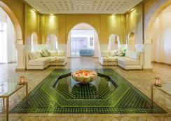 索菲特马拉喀什酒廊和Spa酒店 - 马拉喀什 - 大厅