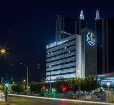 阿加利亚酒店
