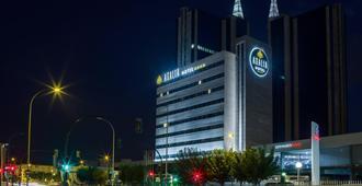 阿加利亚酒店 - 穆尔西亚 - 建筑