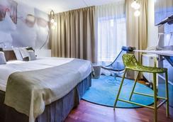 韦斯特布罗康福酒店 - 哥本哈根 - 睡房