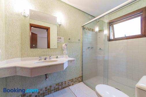 瑟拉霍伊亚旅馆 - 坎波斯杜若尔当 - 浴室