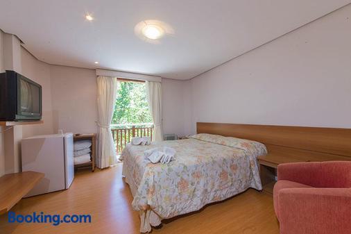 瑟拉霍伊亚旅馆 - 坎波斯杜若尔当 - 睡房