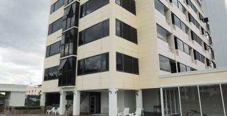 昂查里纳大酒店 - 曼谷 - 建筑