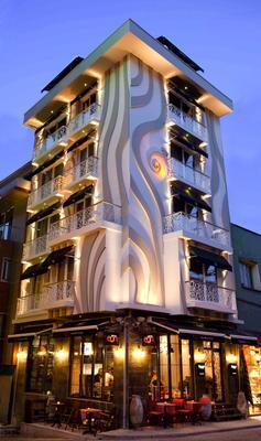 许普诺斯设计酒店 - 伊斯坦布尔 - 建筑