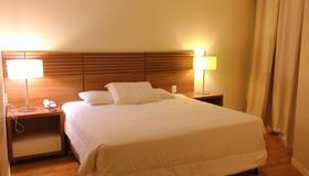 阿雷格里港乌姆布酒店 - 阿雷格里港 - 睡房