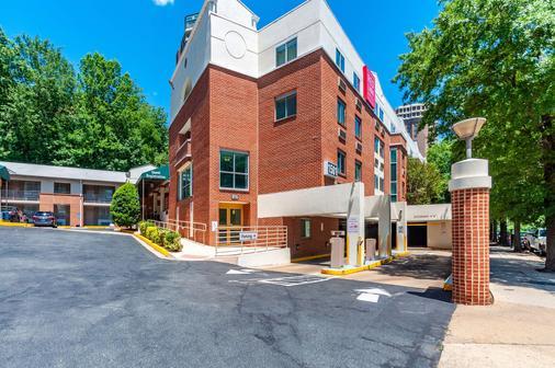 罗斯林吉玛红狮酒店 - 阿林顿 - 建筑