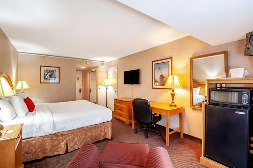 罗斯林吉玛红狮酒店 - 阿林顿 - 睡房