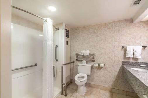 罗斯林吉玛红狮酒店 - 阿林顿 - 浴室