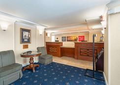 罗斯林吉玛红狮酒店 - 阿林顿 - 大厅