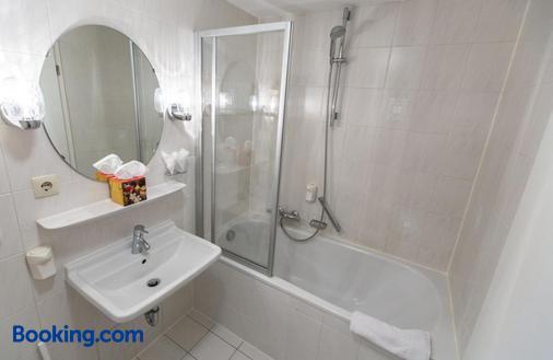 大使酒店 - 卡尔斯鲁厄 - 浴室