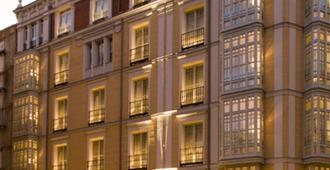 伽里乌斯精品酒店 - 巴利亚多利德 - 建筑