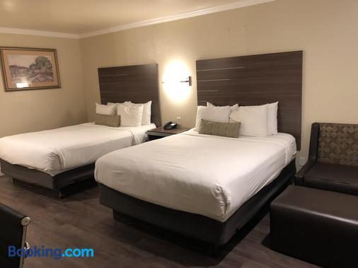 埃尔卡斯特尔汽车旅馆 - 蒙特雷 - 睡房