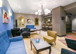 尼姆阿伦内公寓城市舒适酒店 - 尼姆 - 休息厅