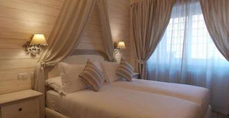 你的梵蒂冈家庭旅馆 - 罗马 - 睡房