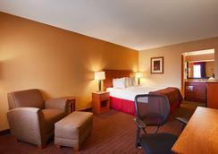 西佳酒店 - 拉塞尔维尔(阿肯色州) - 睡房