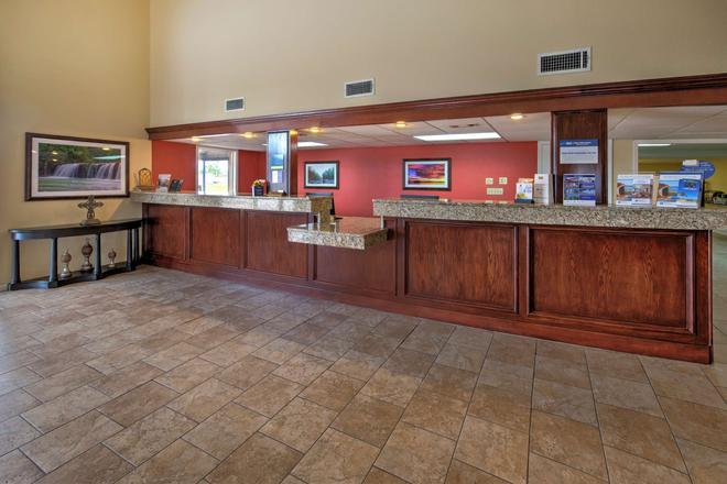西佳酒店 - 拉塞尔维尔(阿肯色州) - 自助餐