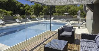 拉宜斯艾克卡吉酒店 - 门多萨 - 游泳池