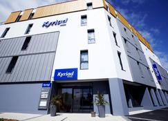 凯里亚德酒店-拉罗谢尔市中心-米尼姆 - 拉罗谢尔 - 建筑