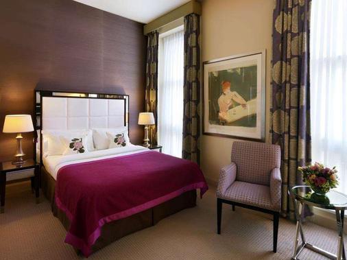 曼德维尔酒店 - 伦敦 - 睡房