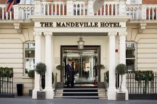曼德维尔酒店 - 伦敦 - 建筑